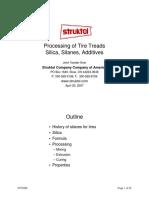 STP0260 - Processing of Tire Treads - 2007 Atlanta