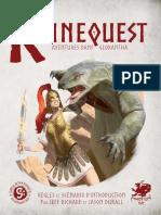 RuneQuest Quickstart FR