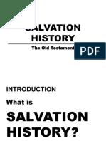 Salvation History 1