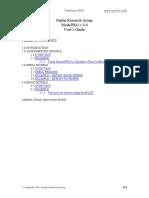 Mesh Pro Help Files
