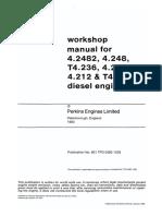 perkins 4.236 workshop manual