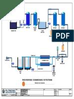 RO Process Flow Diagram