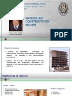 MATERIALES DE CONSTRUCCION 1