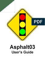 Asphalt User Guide