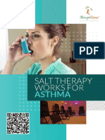 How salt therapy works for Asthma