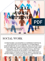 Diass Social Workers