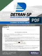 AlfaCon Simulados Detran Sp Agente Simulado 2019