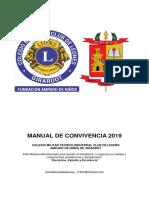 MANUALDECONVIVENCIACOLEGIOMILITARCLUBDELEONES2019