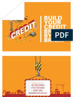 A guide to build up credit