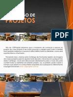 Catálogo de Projsdfetos
