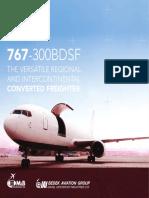 B767 300 BEDEK  Conversion Products Presentation