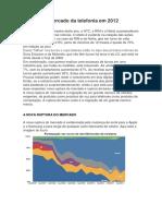 Mercado de Celulares 2012