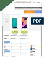Samsung Galaxy J6 vs Samsung Galaxy A10 - Tudocelular.com