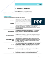 Carpal+Tunnel+Syndrome+Doctor+Discussion+Guide