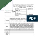 BAB 8.1.1.4 Persyaratan kompetensi petugas yang melakukan interprensi hasil pemeriksaan laboratorium.docx