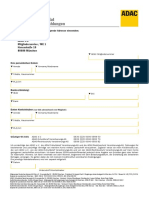 ADAC Check24 SEPA Lastschrift Online 0617 295120