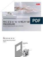 ABB APFC relay user manual