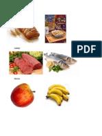Alimentos Con Carbohidratos 1