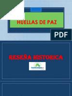 Portafolio Camila Huellas de Paz