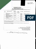 DG Shipping Notification