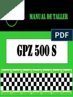 Manual GPS 500 Español