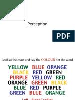 Perception New
