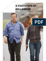 In the Foosteps of Wallander_eng