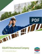 EQUATE Sustainability Report