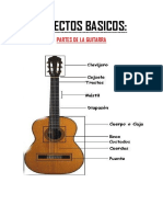 Aspectos Basicos Guitarra