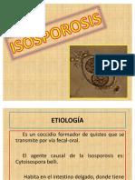 ISOSPOROSIS
