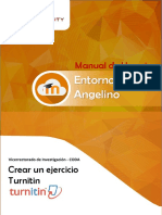 Manual de Usuario EVA Turnitin Docente 1.0.3