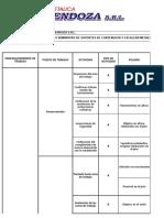 Prof 0418-19 Suministro de Soportes de Contenedor y Escalera Metalica