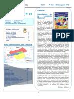 Boletín Se 31-2019 Lima Este