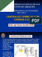 C.T A GAS