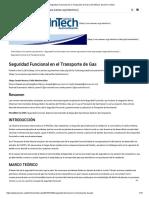 Seguridad Funcional en El Transporte de Gas _ ISA México Sección Central