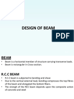 Design of Beam.ppt