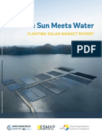 Floating Solar Market Report