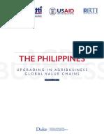 Philippines agribusiness