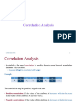 Reference Material II CorrelationAnalysis