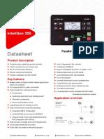InteliGen 200 Datasheet r7