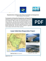 Akosombo and Kpong Dam Reop Project Summary Dec2014
