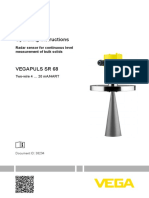 Vegapuls Sr 68 Manual - Eng