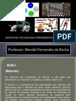 Tecnologia de Equipamentos e Materiais