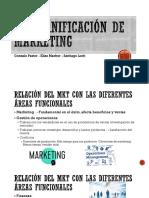 4.1 Planificación de Marketing