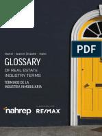 2019 ReMax Glossary DIGITAL
