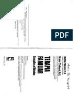 Livro Terapia Familiar - Conceitos e Métodos