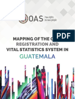 OAS-PUICA - Mapping CRVS System Guatemala - Final Report - SEP 2018 - High Quality