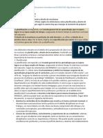 Articulo Educarchile Distinción Entre Planificación y Diseño de Enseñanza