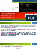 3. Cálculo Integral