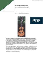[Cliqueapostilas.com.Br] Mini Curso Basico de Viola Caipira